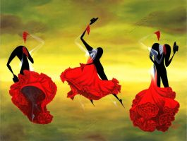 FLAMENCO by florescu