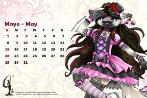 Miss Furry 2011 Mayo by Furboz