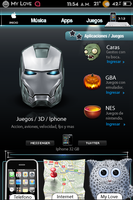 iLive Games Black Iphone by jpapollo