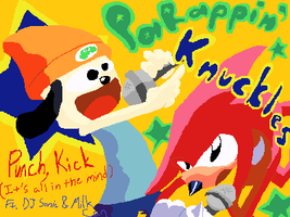 Parappin' Knuckles by bulgariansumo