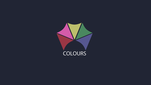 Colours Wallpaper by MindWav3