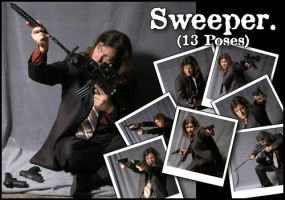 Sweeper - Pack 1 by Cobweb-stock