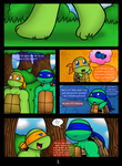 Forest Misadventure Part-1 by Hot-Head-Turtle