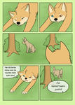 The forest page 2 by InuKii