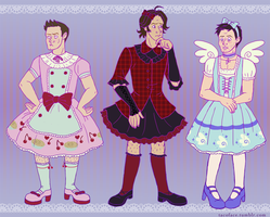 Team Free Lolita by taconaco