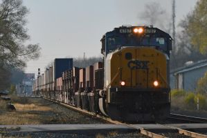CSX 20N 11-10-14 by the-railblazer