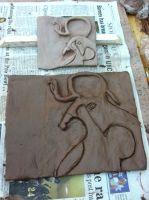Ra Clay Relief by SeeMooreDesigns