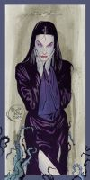morticia. by poopbird