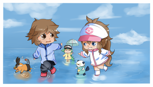 water time by Lilyhum