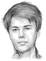 Justin Bieber by Special Request by gregchapin