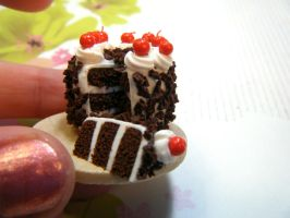Black Forest Cake by funkypinkgal