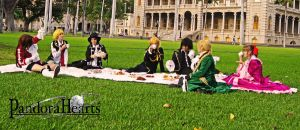 Pandora Hearts: Oz 5 by J-JoCosplay