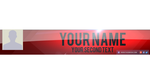 Youtube Channel Art .PSD by AlbaniaGraphicDesign