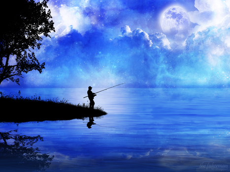 The Fisherman by alivepixel