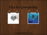 Clips for Covergloobus by Theconso
