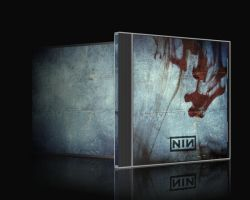 Nine Inch Nails CD Cover 01 by lomax-fx