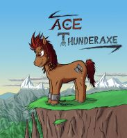 Ace Thunderaxe by ReallyAngry