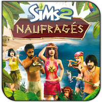 Sims 2 - Naufrages by neokhorn