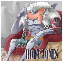 White Shark Hody Jones by Choparini
