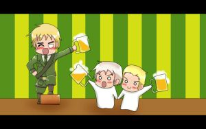 :APH Drink with meeeeeeee: by yue-yashima15