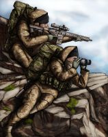 UK Special Boat Service by i-am-thomas