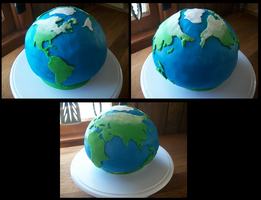 World Cake by Celesta1805