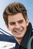 Peter Parker by Itachis999