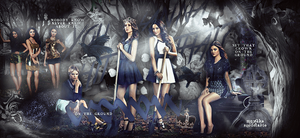 Pretty Little Liars fo EW - Crown On The Ground by m00nwake