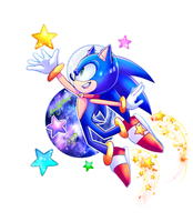 Sonic Stardust by MidnightsBloom