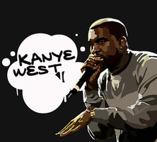 Kanye West 4 by das-cpt