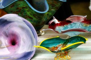 Hand Blown Glass 3 by S-H-Photography