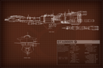 EVE Online Stabber Schematic by Titch-IX