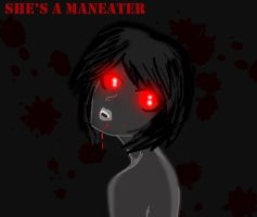 17. Blood:ManEater by 65heroine