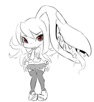 Mawile by HearlessSoul