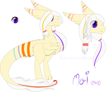 Mai The Machi Reference Sheet by Red-Velvet-Wolf-Love