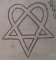 heartagram by nicksherry