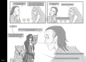 (All)father Loki by Savu0211