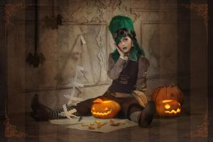 Happy Halloween! by DuertenSchreiber