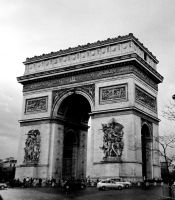 Arc de Triomphe by illusions-of-beauty