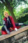 Edward Elric- Transmutation without an Array by TheEvilestTeddy
