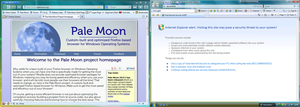 Pale Moon Vs Internet Explorer 7 by a11ryanc
