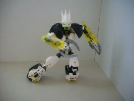 Fluor, Toa of Fluorine by DarkCrusader12