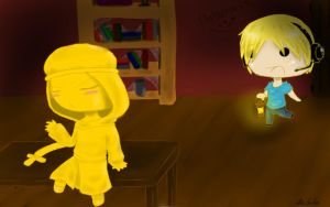stephano I finally found you by chibi-raiden
