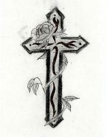 cross by WearingThin