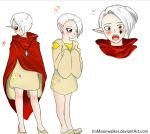 Ghirahim - Child version by ImMoonwalker