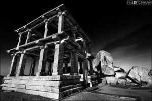 Ancient Hampi 1 by FelixTo