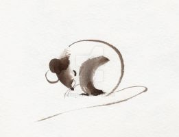 Little Brown Mouse001 by Jiuhl