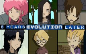 Code Lyoko:Five years later by TheFlameDemon23