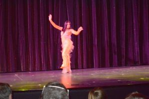 Crew Member Talent Show, Belly Dance 2 by Miss-Tbones