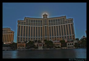 Bellagio HDR by RyanStoopsPhoto